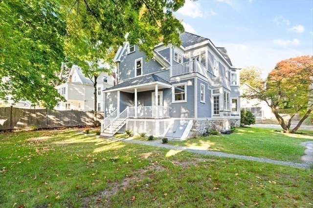 60 Greenleaf Street Malden MA 02148