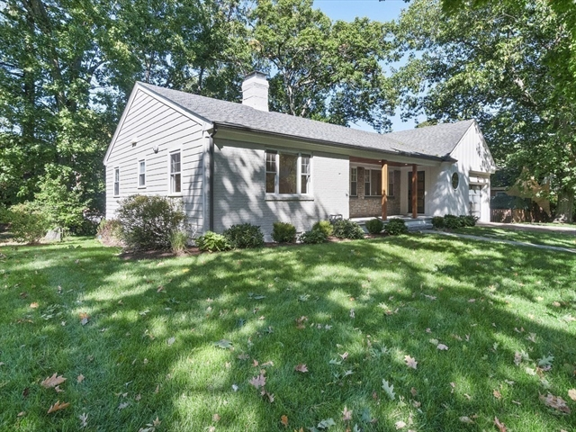 139 Bellingham Road Brookline MA 02467