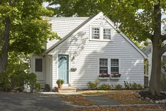 12 Lorne Road Arlington MA 02476