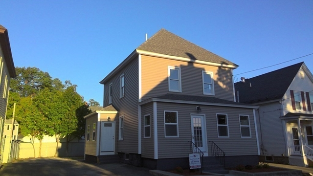 27 HOUGHTON Street Lowell MA 01851