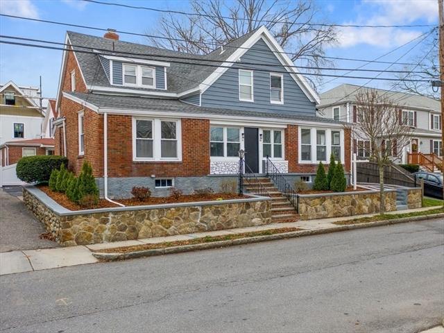 49 West St, Newton, MA, 02465, Nonantum Home For Sale