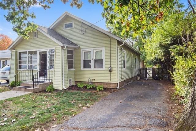 184 Harkness Avenue Springfield MA 01118