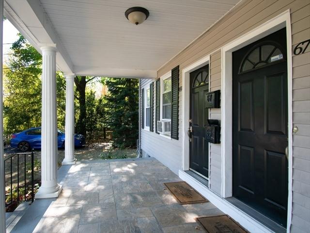 67-69 Evergreen Ave., Newton, MA, 02466, Auburndale Home For Sale