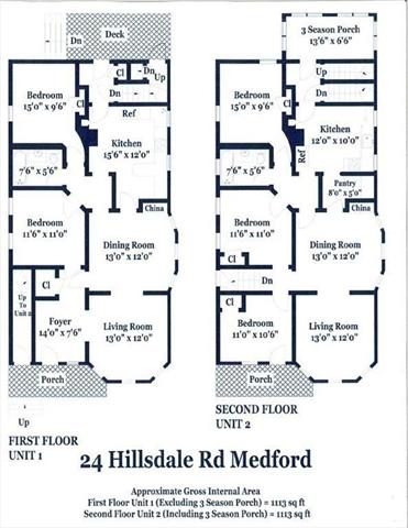 24 Hillsdale Road Medford MA 02155