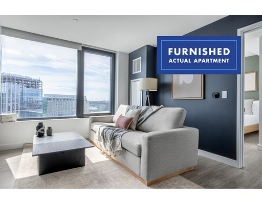 1 Bed, 1 Bath apartment in Boston, Seaport District for $3,570