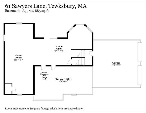 61 Sawyers Lane Tewksbury MA 01876