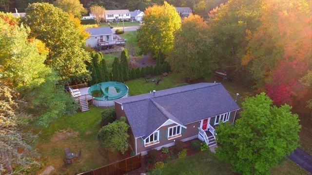 54 Brewster Road West Bridgewater MA 02379