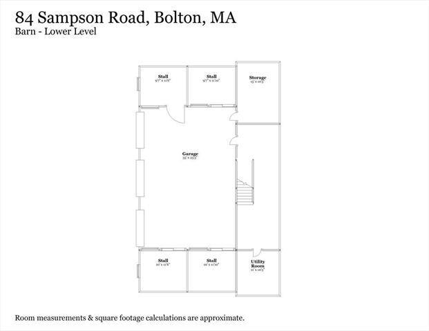 84 Sampson Road Bolton MA 01740