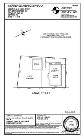 38-40 Howie Street Melrose MA 02176