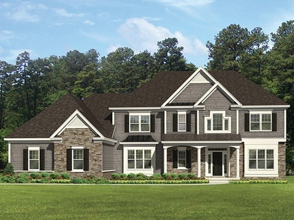 Lot 1 DEER MEADOWS Lane Easton MA 02356