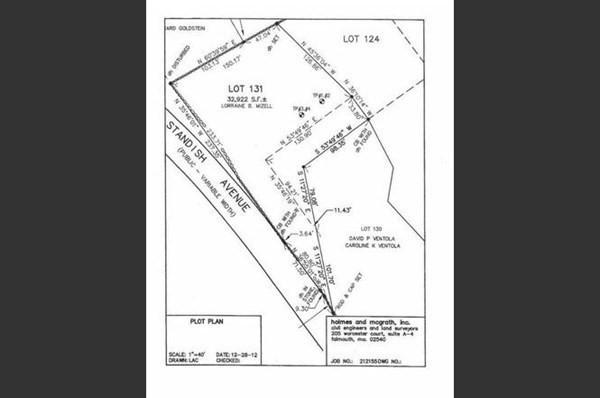 75 Standish Avenue Falmouth MA 02540