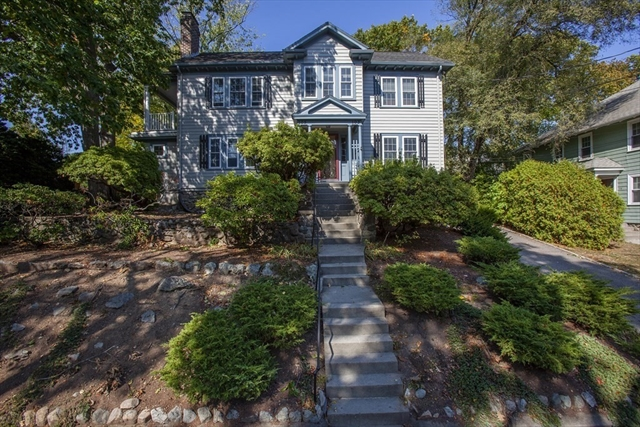 105 Athelstane Road, Newton, MA, 02459, Newton Center Home For Sale