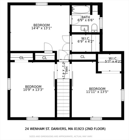 24 Wenham Street Danvers MA 01923