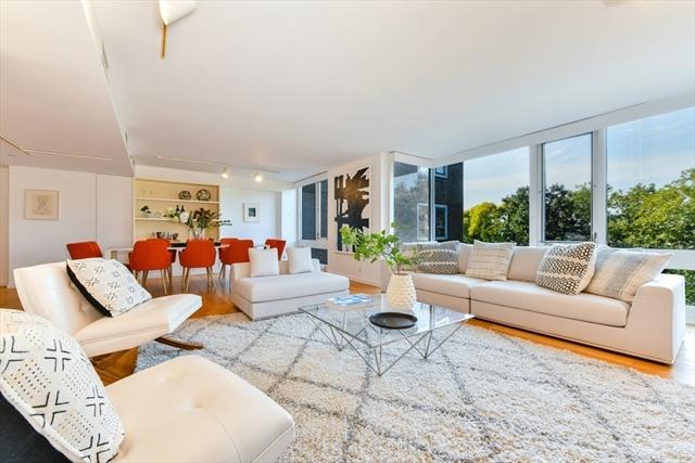 975 Memorial Drive, Cambridge, MA, 02138, Harvard Square Home For Sale