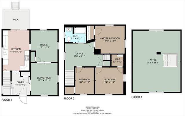 146 Pond Street Stoneham MA 02180