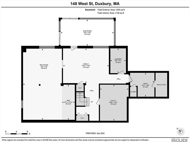 148 West Street Duxbury MA 02332