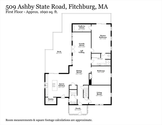 509 Ashby State Road Fitchburg MA 01420