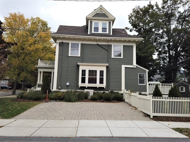 63 Oak Avenue Belmont MA 02478