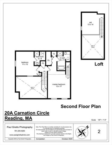 20 Carnation Circle Reading MA 01867
