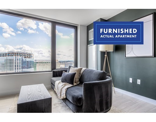 1 Bed, 1 Bath apartment in Boston, Seaport District for $3,310