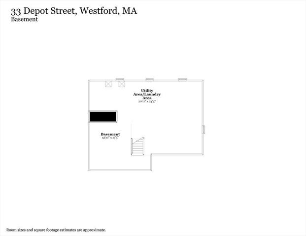 33 Depot Westford MA 01886