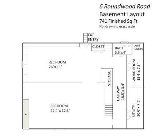 6 Roundwood Road Natick MA 01760