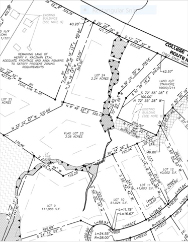 Lot 24 College Highway Southwick MA 01077