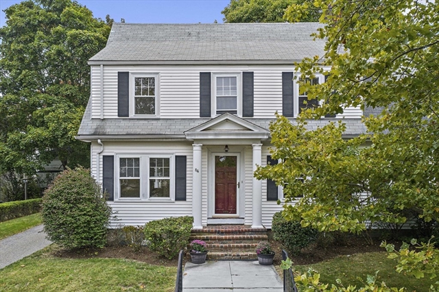 84 Theodore Parker Road Boston MA 02132