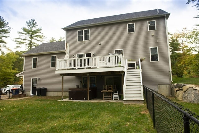 3 Woodland Ridge Drive Lakeville MA 02347
