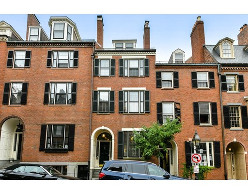 4 Beds, 4 Baths home in Boston for $5,950,000
