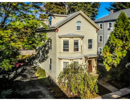 8 Greenley Place, Boston - Jamaica Plain, MA 02130