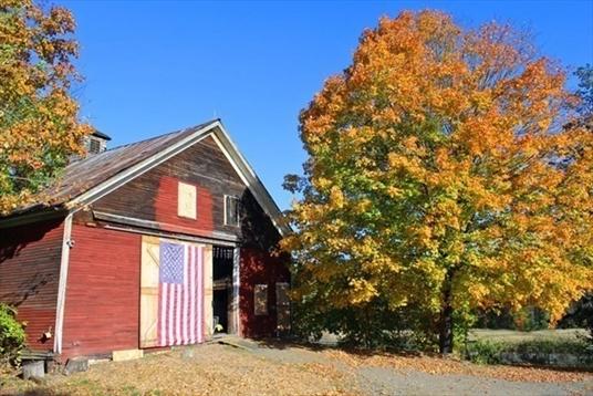346 Leyden, Greenfield, MA<br>$225,000.00<br>12.53 Acres, 4 Bedrooms