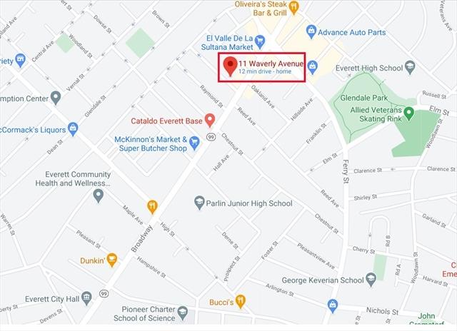 11 Waverly Avenue Everett MA 02149