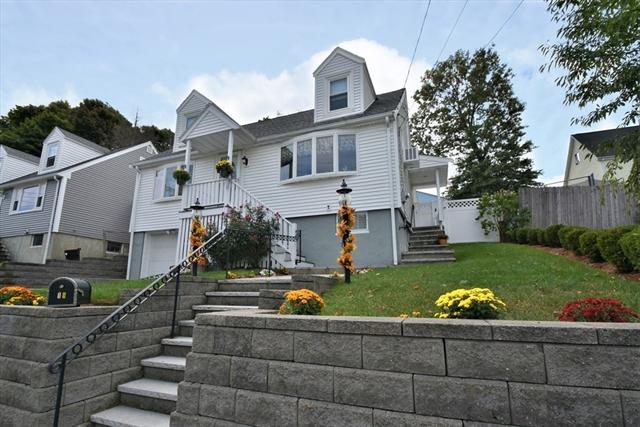 19 Mount Washington Street Everett MA 02149
