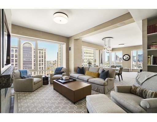 3 Beds, 4 Baths apartment in Boston, Back Bay for $17,000