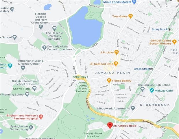 26 Asticou Road Boston MA 02130