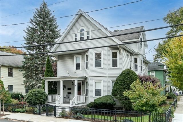87 Montclair Avenue Boston MA 02132