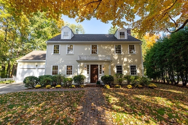 43 Amherst Road Wellesley MA 02482