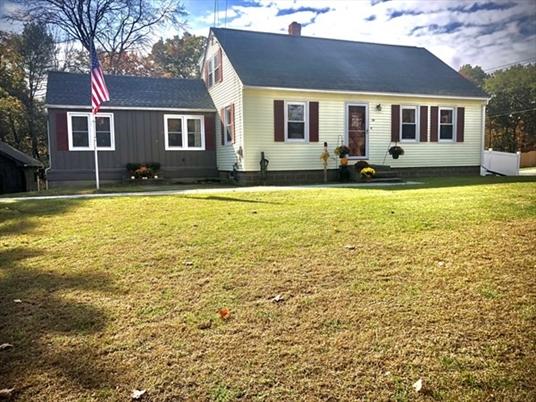 34 Oakman St, Montague, MA<br>$299,900.00<br>0.79 Acres, 4 Bedrooms