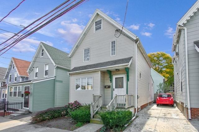 17 Fountain Avenue Somerville MA 02145
