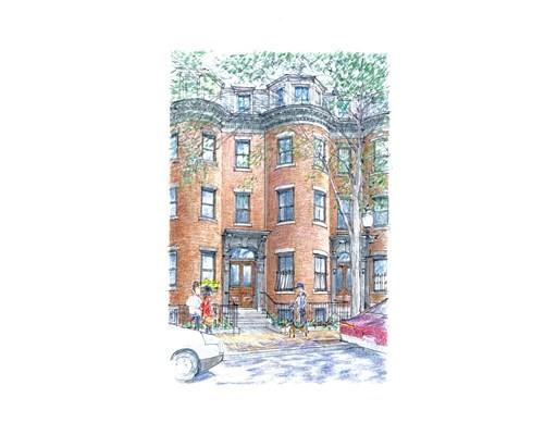 116 Chandler St Unit 1, Boston - South End, MA 02116