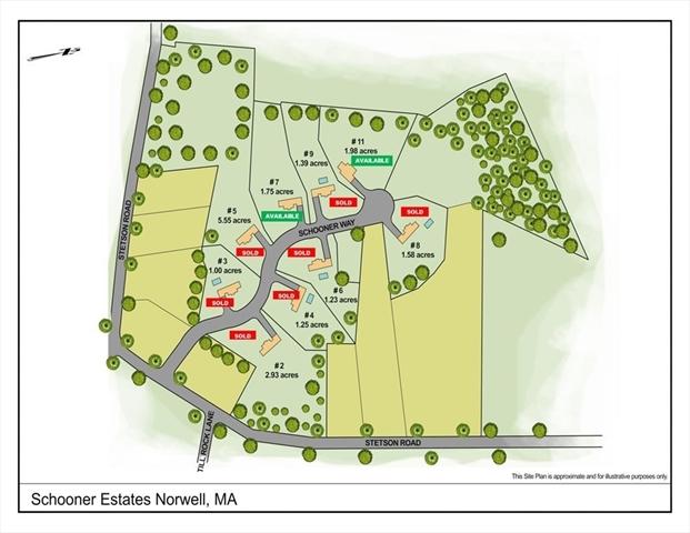 2 Schooner Way Norwell MA 02061