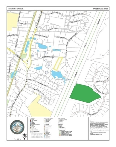 61 Rockledge Drive Falmouth MA 02556