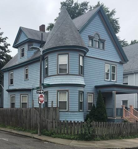 536 Park Street Boston MA 02124