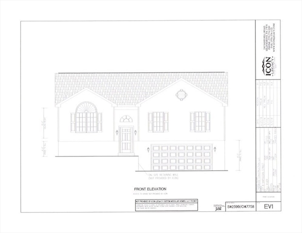 Lot 1 Terrie Marie Way Fall River MA 02720