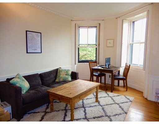 Pictures of  property for rent on Chestnut St., Boston, MA 02114