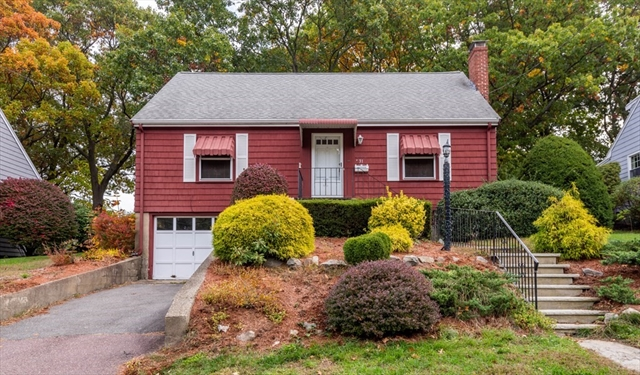 31 Whitman Avenue Melrose MA 02176