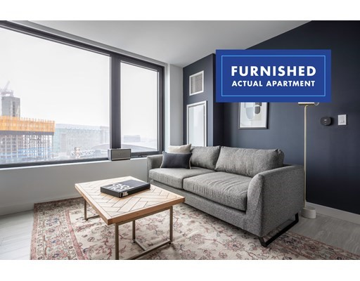 1 Bed, 1 Bath apartment in Boston, Seaport District for $3,840