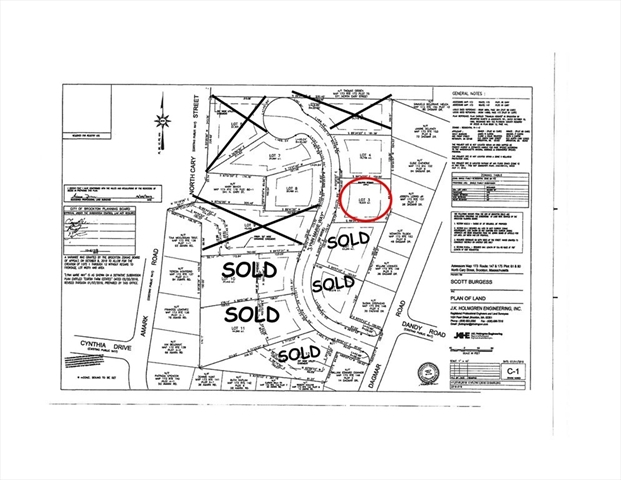Lot 3 Lynn Marie Way Brockton MA 02301