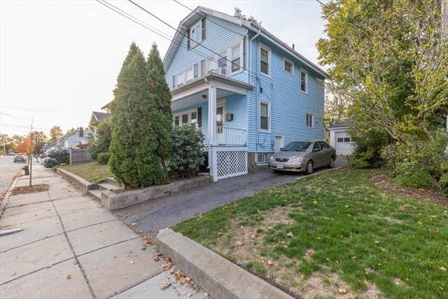 44 Laurie Avenue Boston MA 02132